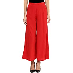 Libas Women's Palazzo (PL146M_Red)