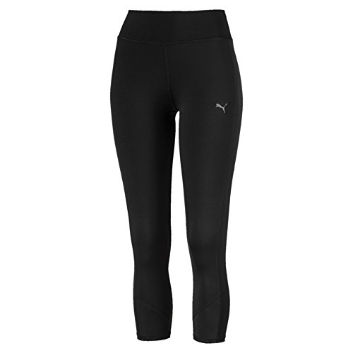 Puma Damen Always On Solid 3/4 Tight Hose, Black, XL