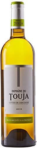 Domaine du Touja France Vins du Sud Ouest MDC Vin IGP Côtes de Gascogne 75 cl - Lot de 6