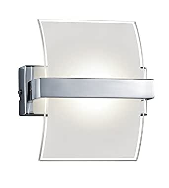 Trio 227410106 LED Applique Chrome 5 W 9 x 16 x 18 cm