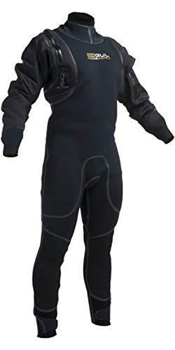 GUL Code Zero, Farbe Black, Größe L