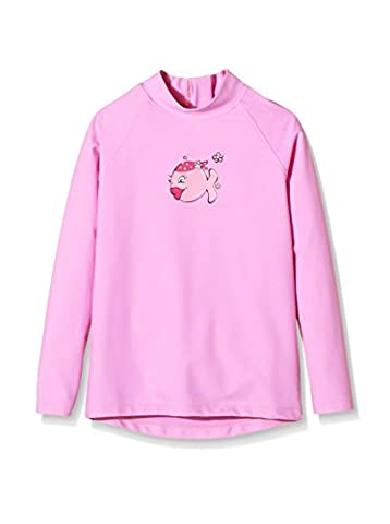 iQ-Company Kinder UV-Shirt 300 Kiddys Long Sleeve, Pink, 98, 816326-2338