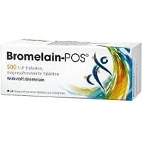 Bromelain Pos Magensaftresistente Tabletten preisvergleich bei billige-tabletten.eu