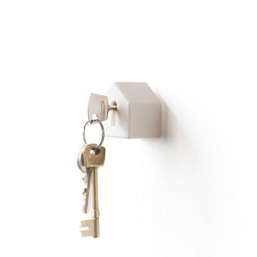 Suck UK Porte-clés en forme de maison