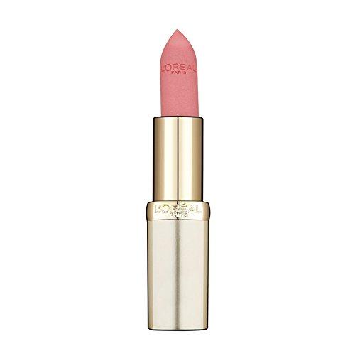 L'Oréal Paris Color Riche, farbintensiver Lippenstift, mit pflegenden Ölen, cremige Textur für maximalen Lippenkomfort, Nr. 303 Rose Tendre