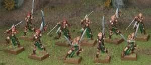Games Workshop - 99110204059 - Warhammer - Figurine - Danseurs De Guerre (X10)