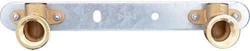 Montageeinheit für Wandarmaturen 18 x 12,7 mm, 1/2 zoll, 1854003