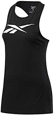 Reebok Women's Te Graphic Vector Tank Sleeveless
