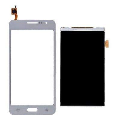 YuYue Écran Tactile en Verre + Affichage à Cristaux liquides pour Samsung Galaxy Grand SM-G530 G530 G531 Blanc