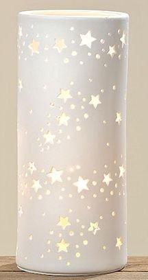 Lampe Sternchen H28 D12,5cm E14/Max 25w gebraucht kaufen  Wird an jeden Ort in Deutschland