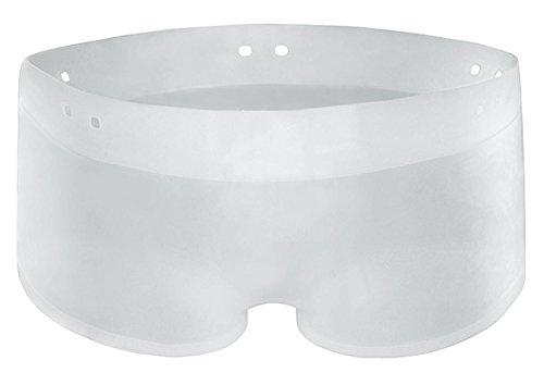 Transparente Silikon Rubber Badehose Short elastisch gebraucht kaufen  Wird an jeden Ort in Deutschland