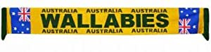 Australie Wallabies Rugby Écharpe