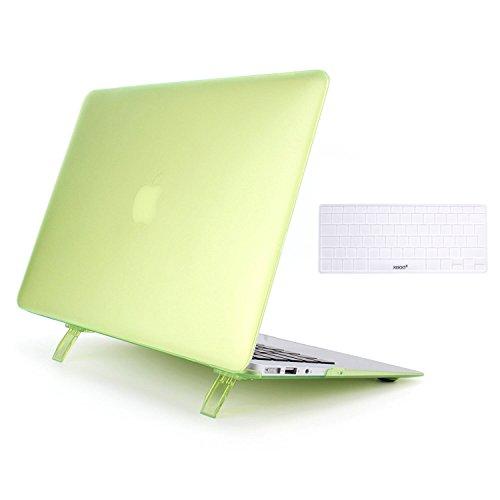 xguo-custodia-macbook-air-13-gommato-duro-caso-copertina-case-macbook-air-13-pollice-con-trasparente