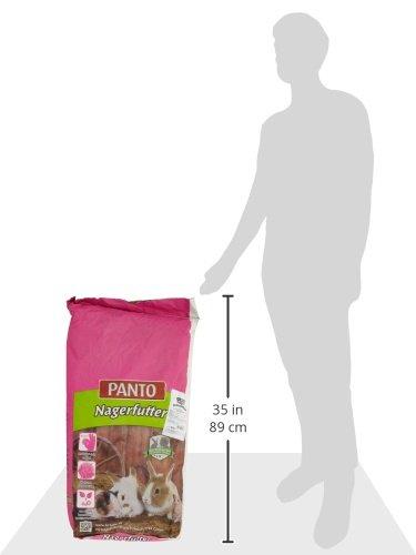 Panto Nager Krokant-Müsli 20kg, 1er Pack (1 x 20 kg) - 4