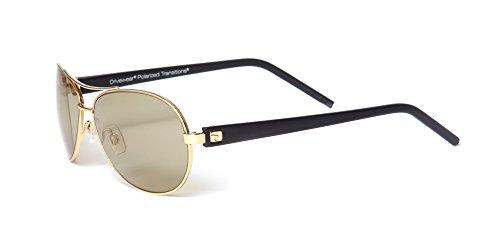 Autofahrerbrille Drivewear Sonnenbrille Kontraststeigernd Polarisierend und Selbsttönend (SG1A)