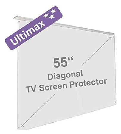 54.5 X 33 cm Luce blu pannello di protezione dello schermo del computer Per TV TV LCD e PC 23-24 pollici VizoBlueX Anti Luce Blu filtro per monitor di computer Mac