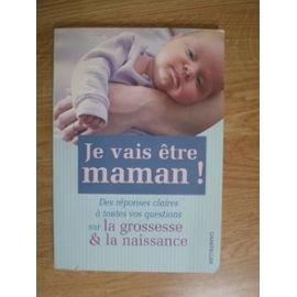 Je vais être maman !