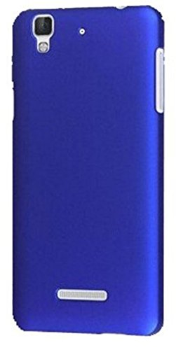 Tidel Ultra Thin and Stylish Rubberized Back Cover for Yu Yureka / Yureka Plus  available at amazon for Rs.99