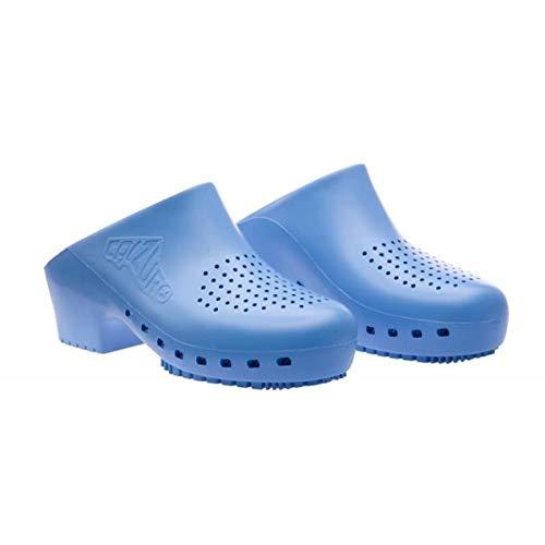 Cascos sanitarios calzuro S Classic orificios profesionales