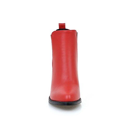 BalaMasa , Bottes Chelsea femme red