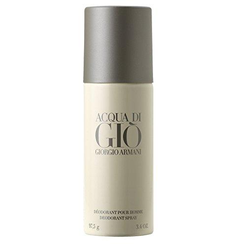 Giorgio Armani Acqua Di GIO Deodorant Spray for Men 97.5g with Ayur Product in Combo  available at amazon for Rs.2016