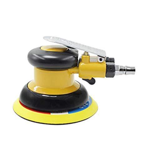 fghfhfgjdfj Schleifscheibe Pad Pneumatischer Werkzeugpolierer Vibrationsarmer Schwingschleifer Umlaufschleifmaschine Standard Edition