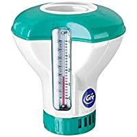 Gre DCT20 - Dosificador combi con termómetro para pastillas de 20 g