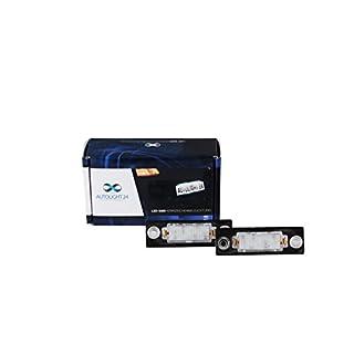 Premium LED Kennzeichenbeleuchtung Nummerschildbeleuchtung 609 1