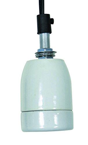Trixie 76105 Porzellanfassung Pro Socket, bis 250 W