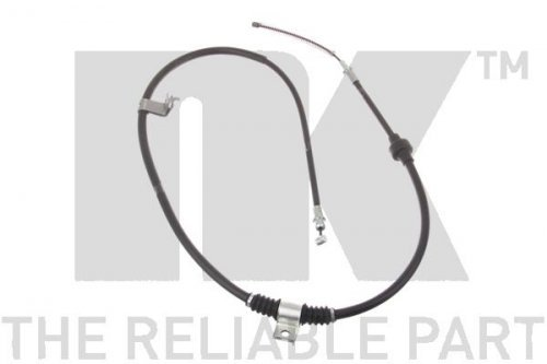 Preisvergleich Produktbild NK 903020 Seilzug, Feststellbremse