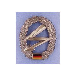ABL BW Barettabzeichen Bundeswehr, Verschiedene Truppengattungen Farbe Fernmelder