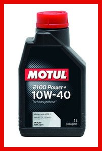 Motul 102770 Motoröl 2100 Power Plus 10W-40 1 L