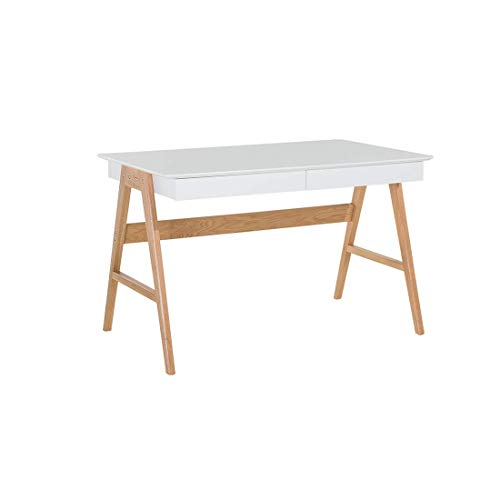 Bureau 120 x 70 cm Blanc SHESLAY
