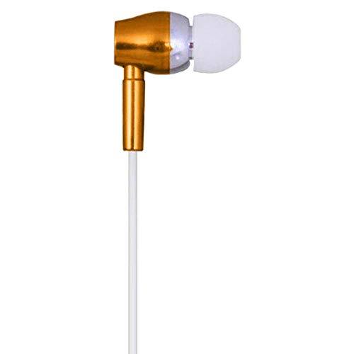 Nacht Kopfhörer Beleuchten 3,5 mm In-Ear-Stereo-Kopfhörer mit Leuchtmasse Fluoreszenz Grün Bass Music Earphone Earbuds Headset Headphone magnetisches Flow Headset
