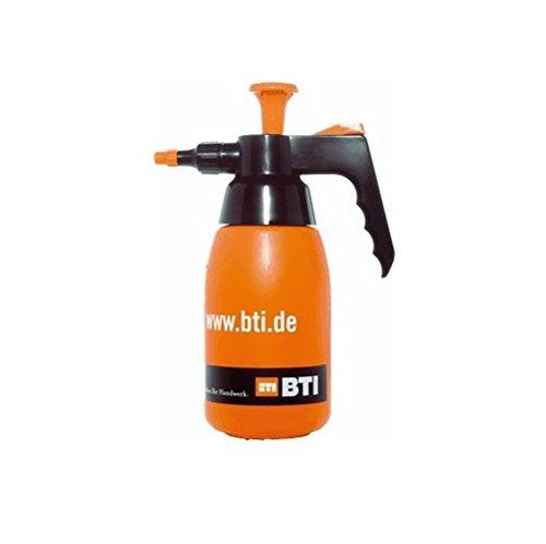 BTI Druckpumpzerstäuber 1 Liter Pumpsprühflasche Sprühflasche Felgenreiniger