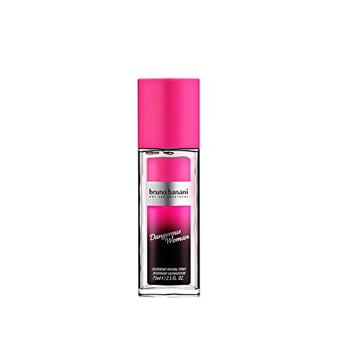 bruno banani Dangerous Woman Deodorant Natural Spray, 75 ml