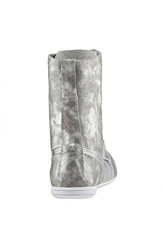 Puma - Eskiva Mid Filtred, Sneaker Donna grigio