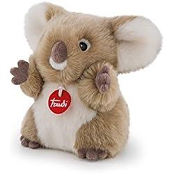 Trudi - Peluche Koala, Color Gris, 24 cm (29009)