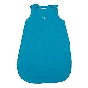 Eveil et Nature – Saco de dormir para bebé (70 cm de verano) color azul