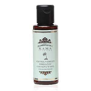 Kama Ayurveda Extra Virgin Organic Coconut Oil, 50ml