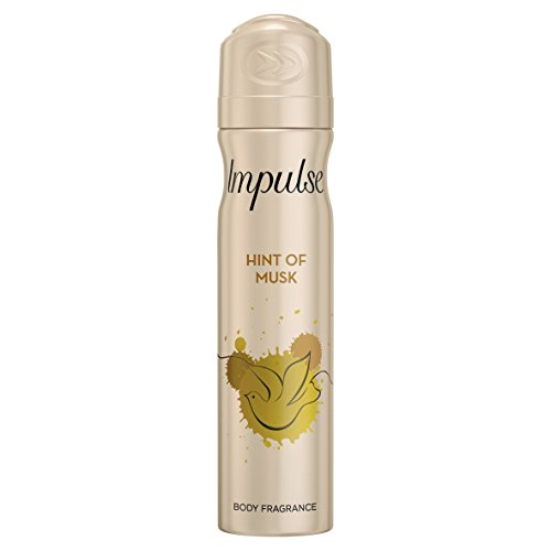 Impulse Hint of Musk Body Fragrance Spray 75ml