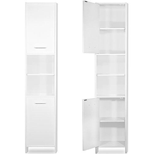 meuble-salle-de-bain-armoire-colonne-tagre-blanc-185x30-x30-cm