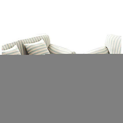 Guiran Sofa Überwürfe Sofabezug Stretch Elastische Sofahusse Sofa Abdeckung In Verschiedene Größe Und Farbe Stil 8 1 Kissenbezug (Kein Innerer):50 * 50cm -