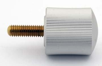 TS-Optics Rändelschraube M8 z.B. für Prismenklemme usw, SRM823