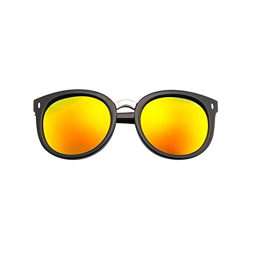 URIBAKY Nerd Sonnenbrille Retro Vintage Style Stil Design Unisex Brille - 45 verschiedene Farben/Modelle wählbar