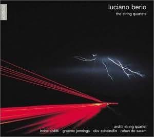Berio - Les Quatuors à cordes