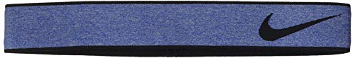 Nike Pro Swoosh Headband 2.0 Lt Game Ryl Htr/black