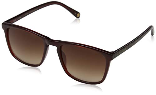 low Sonnenbrille, Rot (Burgundy/Brown), 54.0 ()