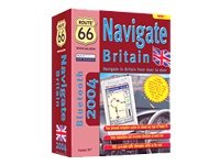 Route 66 Navigate Britain 2004 Bluetooth