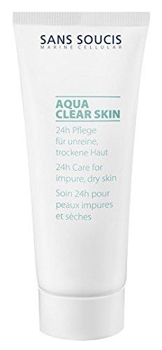 Sans Soucis: Aqua Clear Skin 24h Pflege für trockene Haut (40 ml)